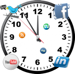 Timing and Social Networks